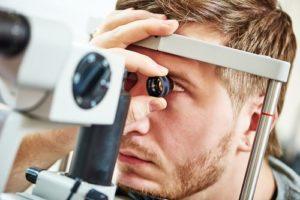 Revisión oftalmológica