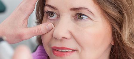 Clínica oftalmológica-tratamiento para la blefaritis