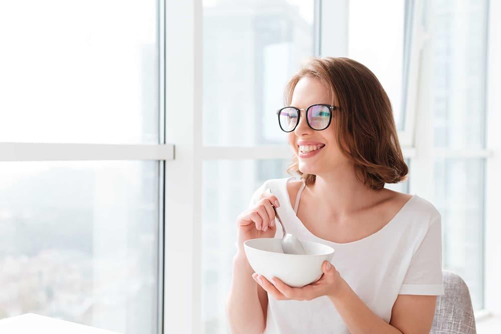 ¿Cómo los alimentos ayudan a nuestra vista?
