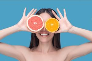 Vitamina C para mejorar la vista
