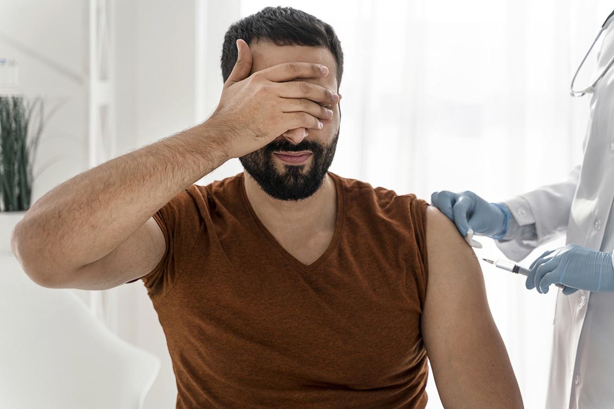 Efectos secundarios en la vista tras vacunarse